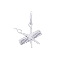 Rembrandt_Sterling_Silver_Comb_&_Scissors_Charm