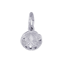 Rembrandt_Sterling_Silver_Sand_Dollar_Charm