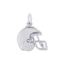 Rembrandt_Sterling_Silver_Football_Helmet_Charm
