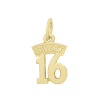 Rembrandt_14K_Yellow_Gold_Sweet_16_Charm