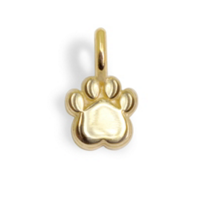 Alex_Woo_14K_Yellow_Gold_Mini_Addition_Paw_Charm