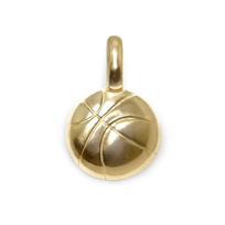 Alex_Woo_14K_Yellow_Gold_Mini_Addition_Sports_Basketball_Charm