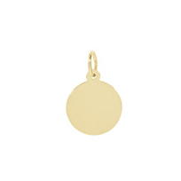 Rembrandt_14K_Yellow_Gold_Extra_Small_Disc_Charm