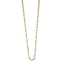 Monica_Rich_Kosann_18K_Yellow_Gold_Delicate_Belcher_Chain,_17""