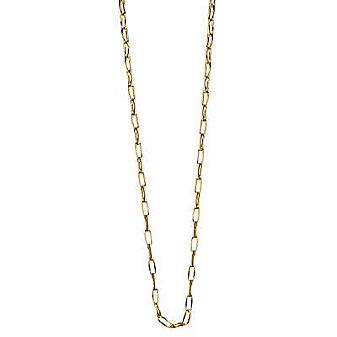 "Monica Rich Kosann 18K Yellow Gold Delicate Belcher Chain, 17"""