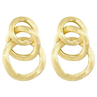 Marco Bicego 18K Yellow Gold Jaipur Link Earrings