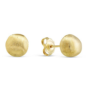 Marco Bicego 18K Yellow Gold Africa Small Stud Earrings
