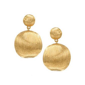 Marco Bicego 18K Yellow Gold Africa Drop Earrings