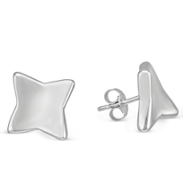 14K_White_Gold_Star_Earrings