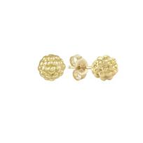 Lagos_18K_Yellow_Gold_Caviar_Gold_Beaded_Stud_Earrings