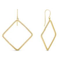 14K_Yellow_Gold_Square-Shape_Twist_Earrings_with_Shepard's_Hook