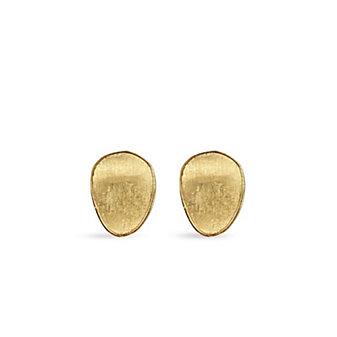Marco Bicego 18K Yellow Gold Lunaria Earrings
