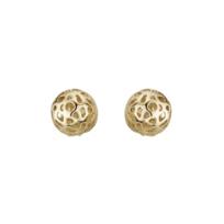 14K_Yellow_Gold_Hollow_Ball_Earrings,_6.5mm