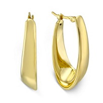 14K_Yellow_Gold_Visor_Hoop_Earrings