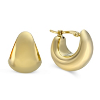 14K_Small_Puff_Hoops_Earrings