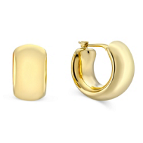 14K_Yellow_Gold_Band_Hoop_Earrings