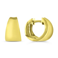14K_Yellow_Gold_Round_Concave_Hoop_Earrings