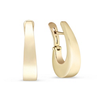 14K_Yellow_Gold_Tapered_J_Hoop_Earrings