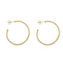 Lagos_18K_Yellow_Gold_Caviar_Gold_Hoop_Earrings