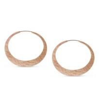 Toby_Pomeroy_14K_Rose_Gold_Ecogold_Eclipse_Matte_Hoop_Earrings