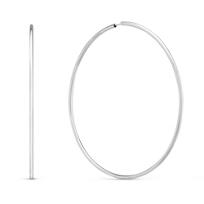 14K_White_Gold_Endless_Hoop_Earrings,_1.5x60mm