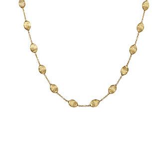 "Marco Bicego 18K Yellow Gold Siviglia Necklace, 16"""