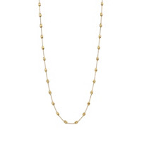 Marco_Bicego_18K_Yellow_Gold_Siviglia_Necklace,_39.25""