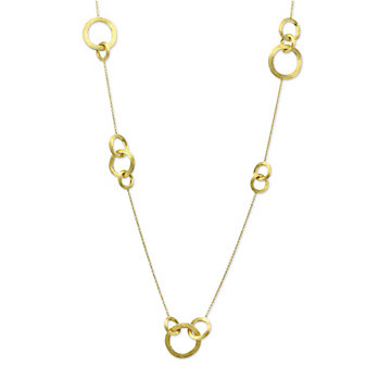 Marco Bicego 18K Yellow Gold Jaipur Link Necklace