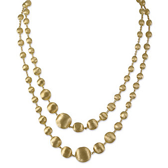 Marco Bicego 18K Yellow Gold Africa Necklace, 36""