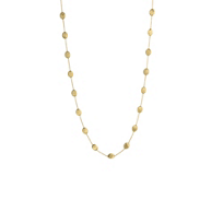 Marco_Bicego_18K_Yellow_Gold_Siviglia_Necklace,_36""