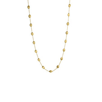Marco Bicego 18K Yellow Gold Siviglia Necklace, 36""