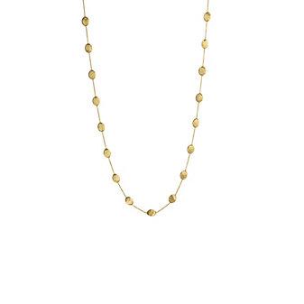 "Marco Bicego 18K Yellow Gold Siviglia Necklace, 36"""