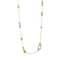 """Marco_Bicego_18K_Yellow_Gold_Murano_Necklace,_36"""""""