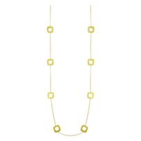 Roberto_Coin_18K_Yellow_Gold_Pois_Moi_Link_Necklace,_32""
