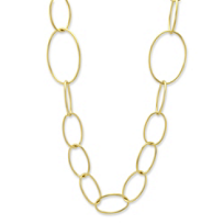 """14K_Yellow_Gold_Alternating_Size_Oval_Link_Chain,_37"""""""