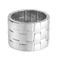 Roberto_Demeglio_Ceramic_and_White_Tone_Three_Row_Aura_Bracelet