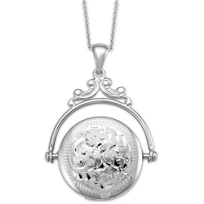 14K_Engraved_Spinning_Locket_with_Chain