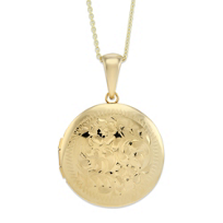 14K_Yellow_Gold_Engraved_Locket_with_Chain