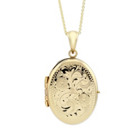 14K_Oval_Engraved_Locket_with_Chain