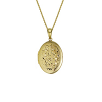 14K_Yellow_Gold_Engraved_Oval_Locket