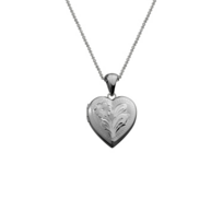 14K_White_Gold_Engraved_Heart_Locket