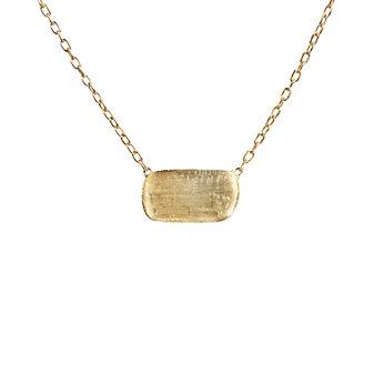 "Marco Bicego 18K Yellow Gold Delicati Pendant, 16.5"""