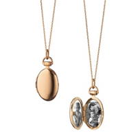 "Monica_Rich_Kosann_18K_Rose_Gold_""Anna""_Petite_Locket"