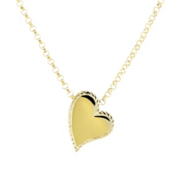 "roberto_coin_18k_yellow_gold_small_heart_pendant_with_twisted_edge,_18""_"