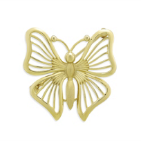 14K_Yellow_Gold_Butterfly_Pin