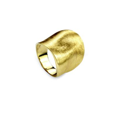 Marco Bicego 18K Yellow Gold Lunaria Ring, Wide