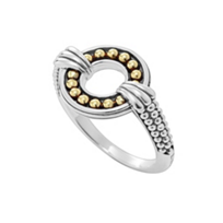 Lagos_Sterling_Silver_&_18K_Yellow_Gold_Enso_Circle_Ring