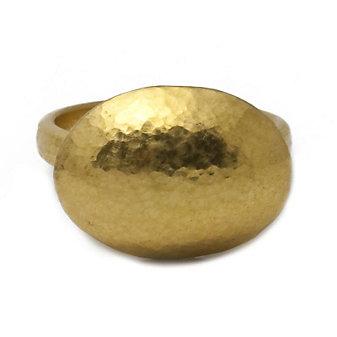 Gurhan 24K Yellow Gold Jordan Ring