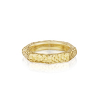phillips_house_14k_yellow_gold_octagon_wide_hammered_hero_ring