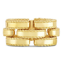roberto_coin_18k_yellow_gold_retro_3_row_ring